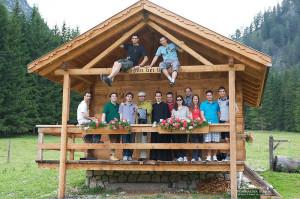 Campo estivo della Familia Christi 2010