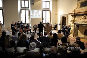 L'orchestra dell'Associazione Musicale Festina Lente