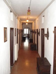 Le antiche celle dell'Eremo